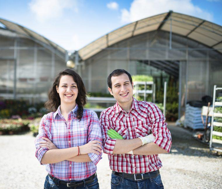 Entrepreneur/entrepreneuse et gestionnaire de l'aménagement paysager et de l'entretien des terrains