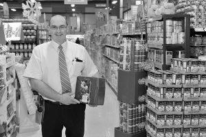 Acheteur des commerces de gros et de détail