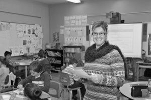 Enseignante au primaire et préscolaire