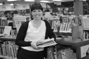 Superviseure de commis de bibliothèque
