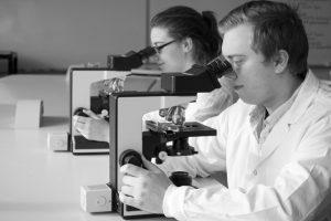 Technicien en laboratoire