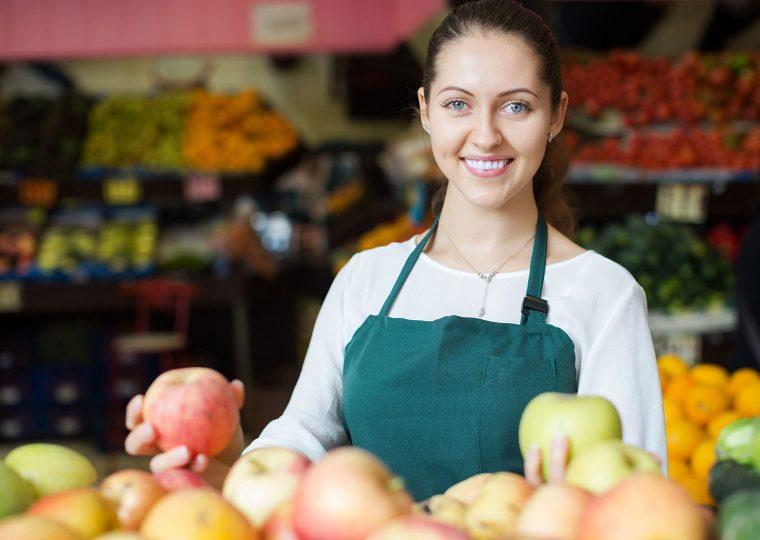 Garnisseur/garnisseuse de tablettes, commis et préposé/préposée aux commandes dans les magasins